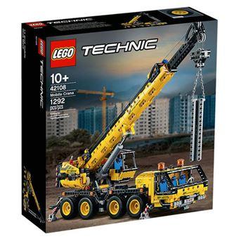 LEGO Technic 42108 Grua Móvel