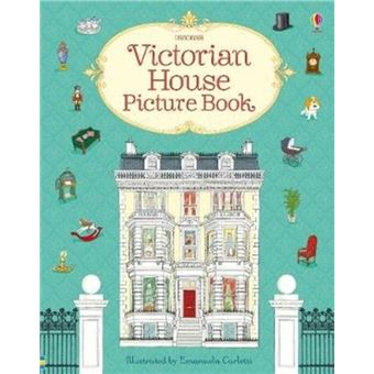 Victorian House Picture Book