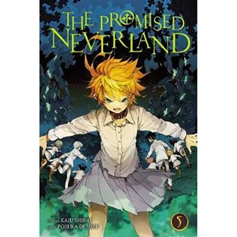 Promised Neverland - Volume 5