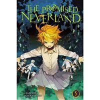 Promised Neverland - Volume 5