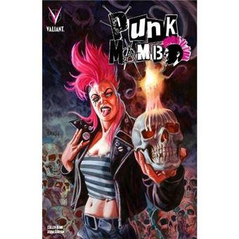 Punk mambo-valiant