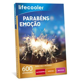 Lifecooler 2019 - Parabéns, Emoção