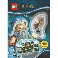 LEGO® Harry Potter - Diário de Memórias de Hogwarts