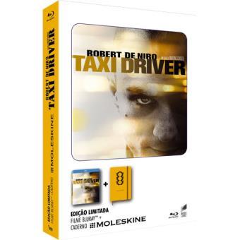 Taxi Driver - Edição Moleskine (Blu-ray)