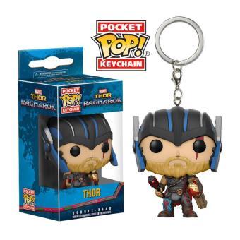 Funko Pocket Pop Keychains : Marvel Thor Ragnarok - Thor Ragnarok