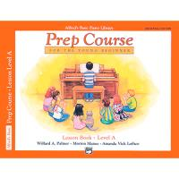 Alfred's Basic Piano: Prep Course for the Young Beginner - Lesson Book Level A