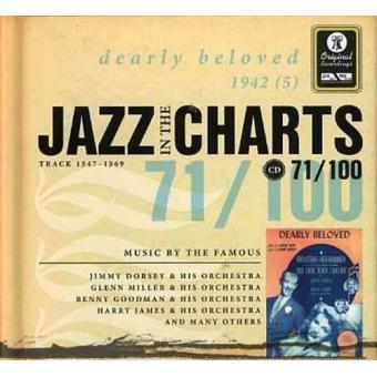 Jazz in the Charts 71 - Dearly Beloved 1942