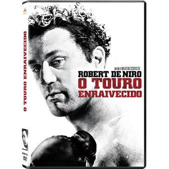 Touro Enraivecido - DVD