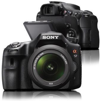 Sony SLT-A57K + DT 18-55mm F3.5-5.6 SAM