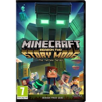 Minecraft Story Mode 2 - PC