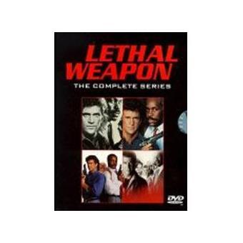 Coleção Arma Mortífera 1+2+3+4 (DVD)