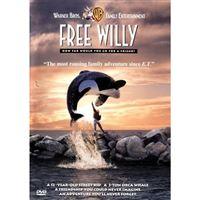 Free Willy 1 - DVD Importação