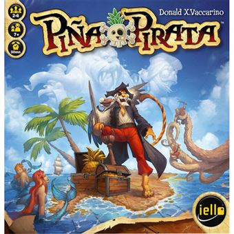 Piña Pirata - iello