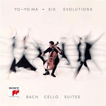 Six Evolutions - Bach: Cello Suites - 3LP