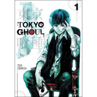 Tokyo Ghoul - Book 1