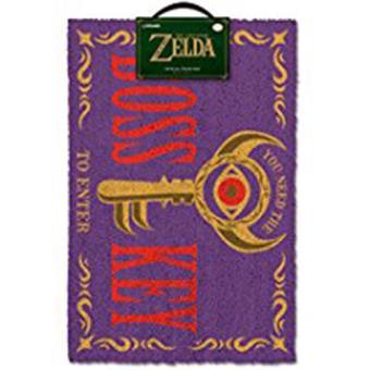 Doormat-Legend Zelda-Boss Key