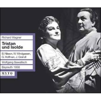 WAGNER-TRISTAN UND ISOLDE (4CD)