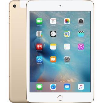 Apple iPad Mini 4 - 128GB Wi-Fi + Cellular (Dourado)