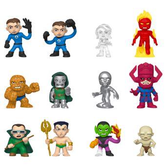 Funko Mystery Mini Fantastic Four - Envio Aleatório