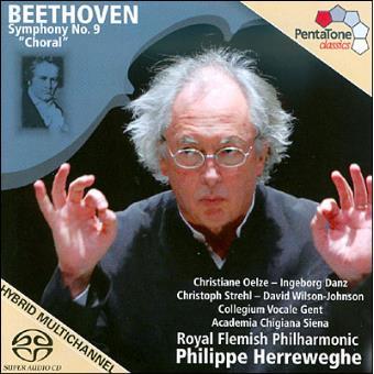 Symphony No.9:choral