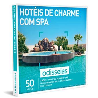 Odisseias 2019 - Hotéis de Charme com Spa