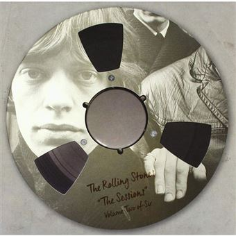 The Sessions Volume 2 - LP Clear Vinyl