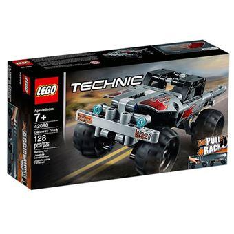 LEGO Technic 42090 Camião de Fuga