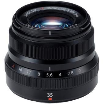 Fujifilm Objetiva XF 35mm f/2 R WR (Preto)