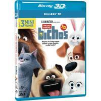 A Vida Secreta dos Nossos Bichos (Blu-ray 3D)