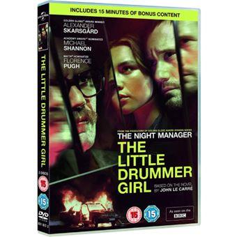 The Little Drummer Girl - DVD Importação