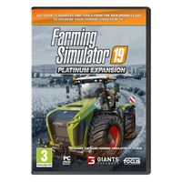 Farming Simulator 19 - Platinum PC