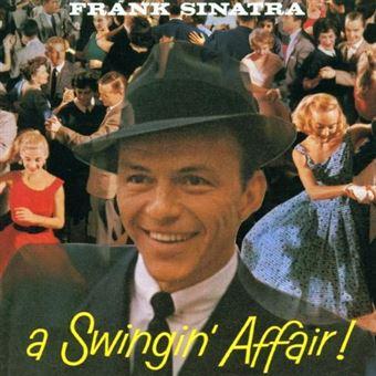 A Swingin' Affair! - CD