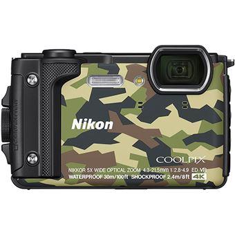 Nikon COOLPIX W300 - Camuflado
