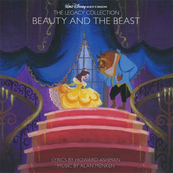 Walt Disney Records The Legacy Collection: Beauty And The Beast  - 2CD