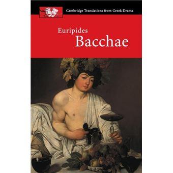 Euripides: bacchae