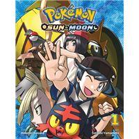 Pokemon - Sun & Moon - Volume 1