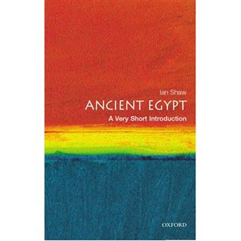 Ancient egypt: a very short introdu
