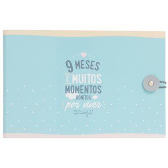 Álbum Mr. Wonderful - 9 Meses e Muitos Momentos Bonitos Por Viver