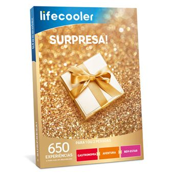 Lifecooler 2019 - Surpresa!