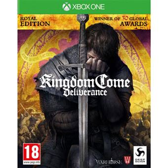 Kingdom Come Deliverance - Royal Edition - Xbox One