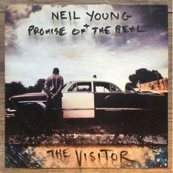 The Visitor - 2LP