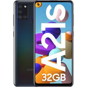 Smartphone Samsung Galaxy A21s - 32GB - Preto