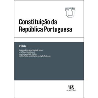 Constituição da República Portuguesa - Edição Universitária