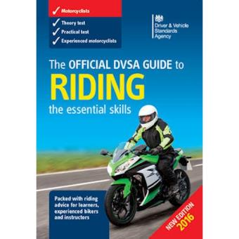 Official dsa guide to riding