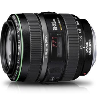 Canon Objetiva EF 70-300mm f/4.5-5.6 DO IS USM
