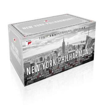 New York Philharmonic: 175th Anniversary Edition (65CD)