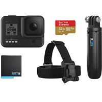 Action Cam GoPro HERO8 - Black Bundle