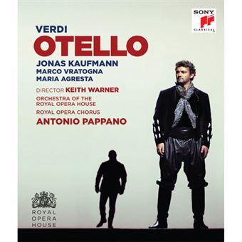 Verdi: Otello - Blu-ray