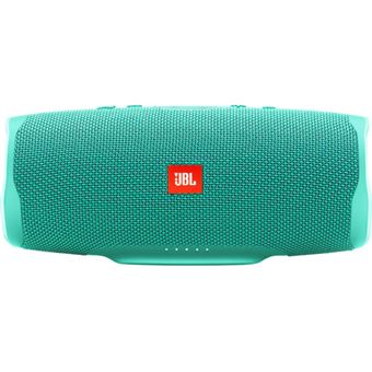 Coluna Bluetooth JBL Charge 4 - Teal