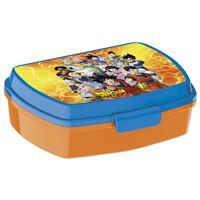 Caixa Plástico para Sandes Dragon Ball